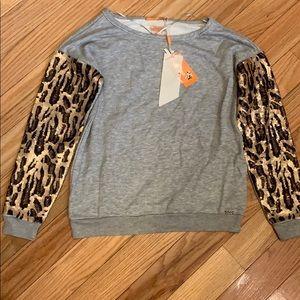New BOSS Orange sweater